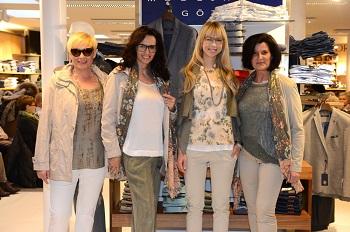 Modenschau Modehaus Mayer März 2016 women